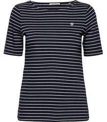 t-shirts short sleeve t-shirts & tops short-sleeved blå marc o'polo