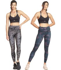 legging estampado reversible vivacolors two face 1230