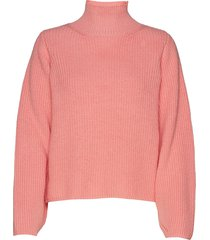 iw50 33 portmaniw pullover turtleneck coltrui roze inwear