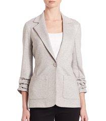 bailey 44 women's jane fleece jacket - black - size s