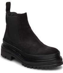 biadicy chelsea boot shoes chelsea boots svart bianco