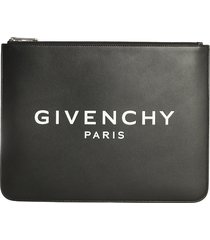 givenchy designer men's bags, leather pouch