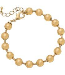 women's canvas jewelry juni ball chain bracelet