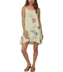 o'neill juniors' hollis floral-print dress