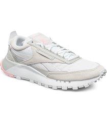cl legacy låga sneakers vit reebok classics