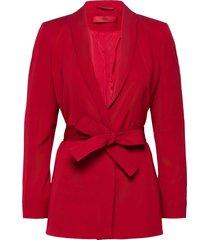 arines blazers business blazers röd hugo