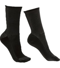 black velvet socks
