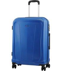 maleta de viaje lugano hero 23 pulg azul