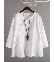 camicia vintage in cotone