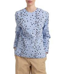 camicia donna maniche lunghe blusa