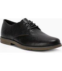 zapato yorkdale oxford negro timberland