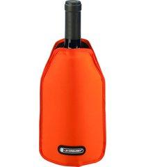 cooler sleeve - le creuset - laranja