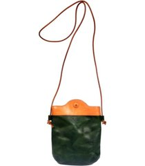 old trend out west leather crossbody bag