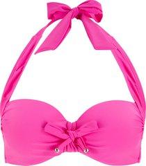 reggiseno bikini con ferretto (fucsia) - bpc bonprix collection