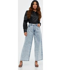 noisy may nmanna nw wide jeans jt118lb bg straight