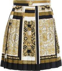 versace barocco skirt