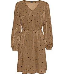 abito con maniche a palloncino (oro) - bodyflirt