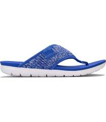 womens artknit toe thong sandals