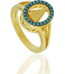 anel dona diva semi joias n. senhora