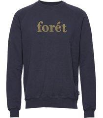 spruce sweatshirt sweat-shirt trui blauw forét
