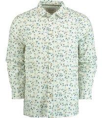 anerkjendt shirt 9220002/9503 bruin