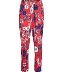 pantaloni in jersey (rosso) - bodyflirt