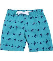 short baño bebo turquesa h2o wear