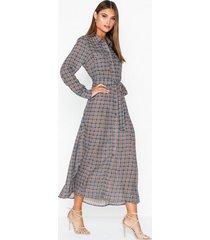 only onlcharlotte l/s shirt dress wvn långärmade klänningar