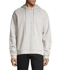 raglan pullover hoodie