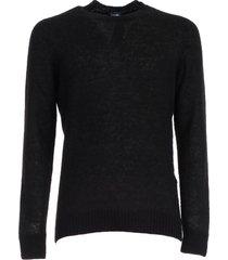 drumohr sweater w/fur