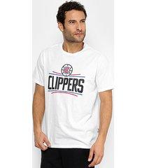 camiseta nba los angeles clippers 17 masculina