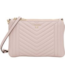 michael michael kors jet set pouch with strap