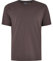 mens purple slim t-shirt