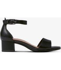 sandalett med ankelrem
