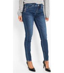 stretch jeans met versiering
