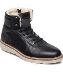 runo hgh fur m shoes boots winter boots svart björn borg