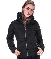 tokyo laundry womens honey funnel neck jacket size 10 in black