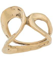 goossens anel ecume - dourado
