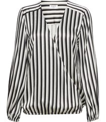 day portrait blouse lange mouwen zwart day birger et mikkelsen
