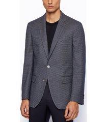 boss men's hartlay slim-fit jacket