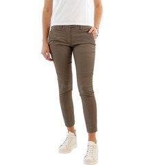 pantalone perfect microquadri