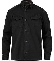 skjortjacka patch patrol l/s shirt