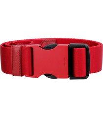 prada fabric belt