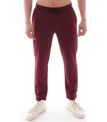 manga bear track pants - bordeaux 6g1pf3-1j36z 395