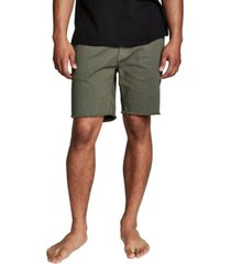 cotton on men's raw hem chino shorts
