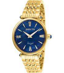 reloj invicta 27989 oro acero inoxidable