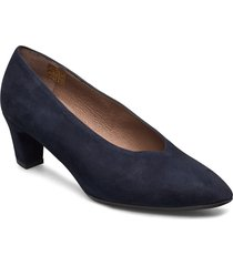 i-8401 shoes heels pumps classic blå wonders