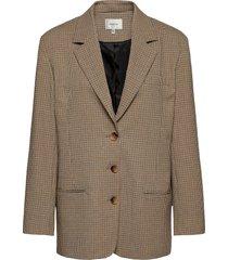 gritagz oz blazer ms21 blazers business blazers brun gestuz