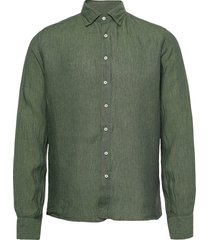 8823 - state nc overhemd business groen sand