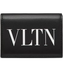 valentino compact wallet